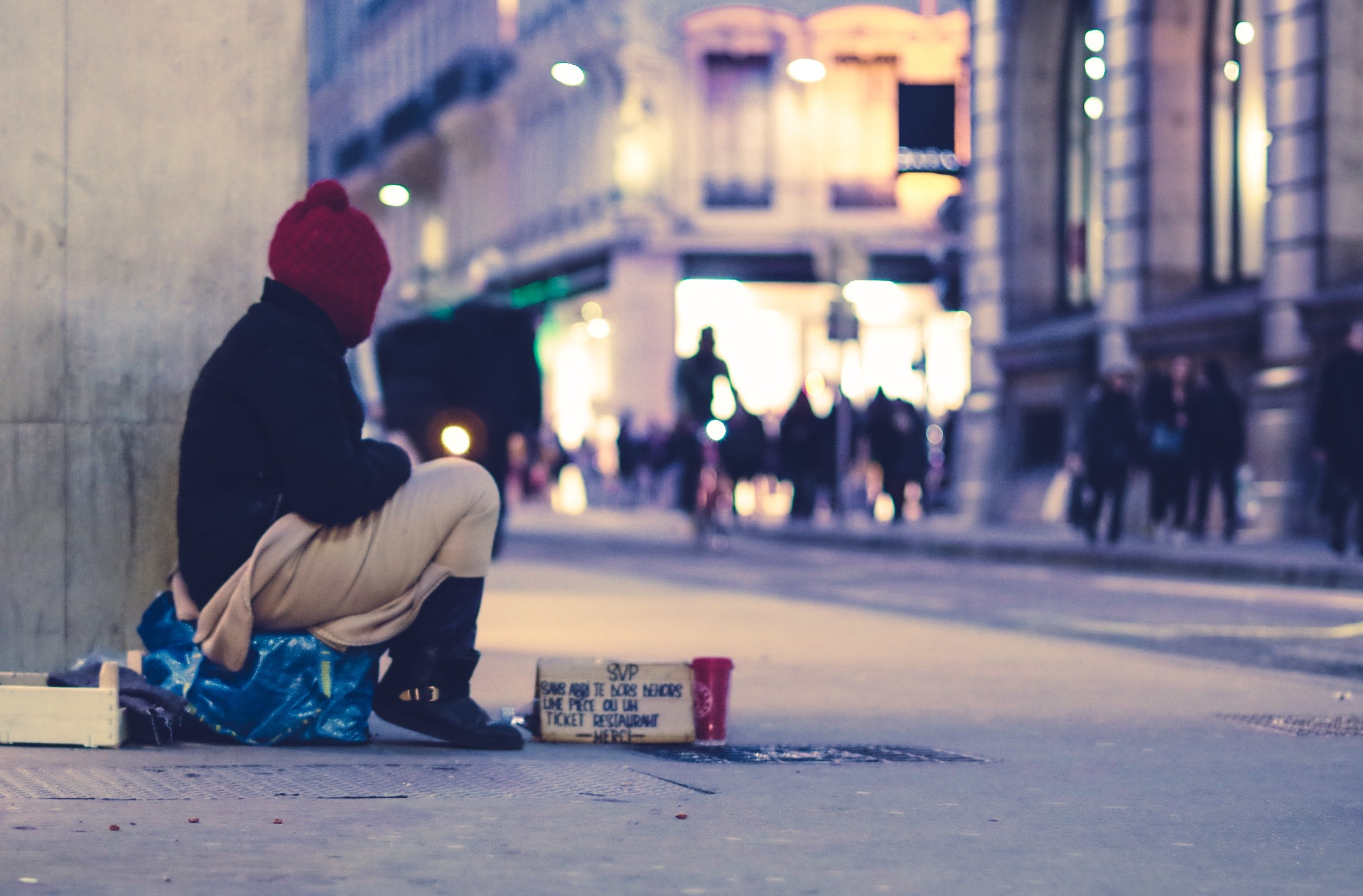 63% Think Homeless Should Be Rehoused Post Lockdown | eOpinion