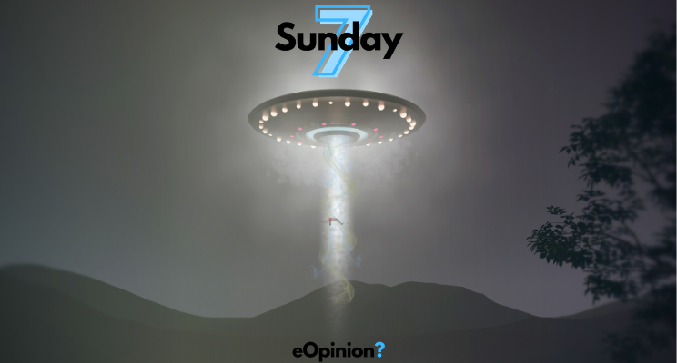 Sunday 7: Issue #1   eOpinion