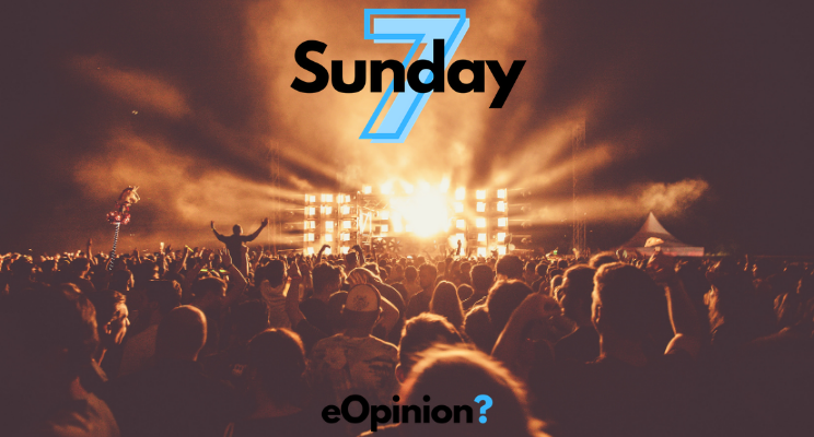 Sunday 7 - Issue #2   eOpinion