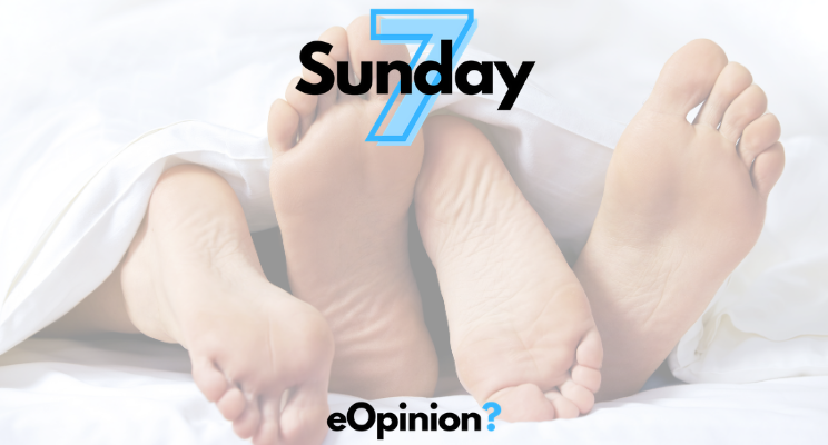 Sunday 7 - Issue #5   eOpinion