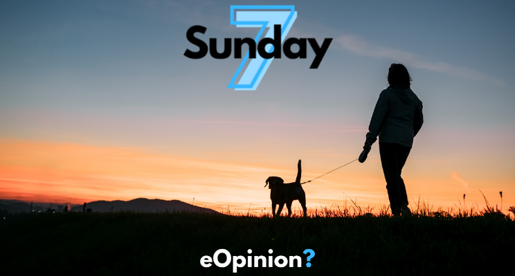 Sunday 7 - Issue #8   eOpinion