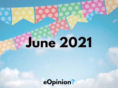 June 2021 Daily eOpinion Results