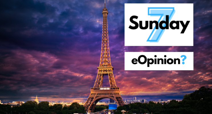 Sunday 7 - Issue #20 | eOpinion